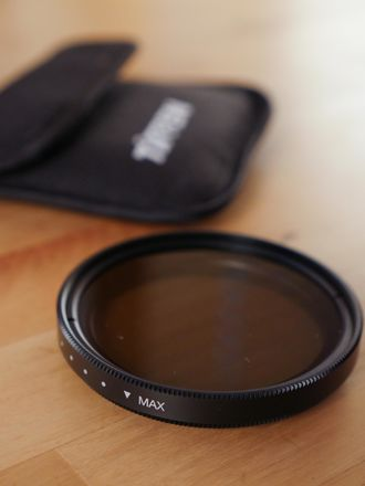 Tiffen 58mm Variable ND Filter