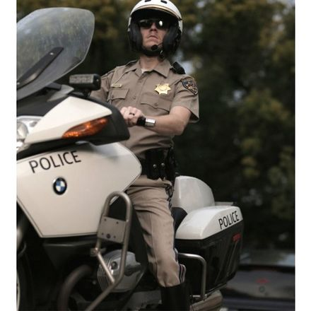 BMW Police Motorcycle CHP/LAPD/SHERIFF