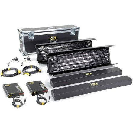 Kino-Flo Gaffer 4'/4-Bank 2LT Kit