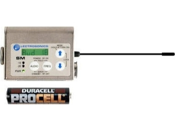 Rent: Lectrosonics SMa Transmitter (Block 19)
