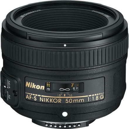 Nikon AF Nikkor 50mm f/1.8G