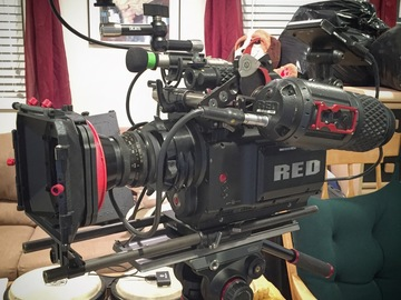Rent: RED one MX package