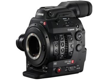Canon C300 MKII EF