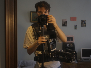 Rent: FULL Steadicam Suit (glidecame + arm + vest)