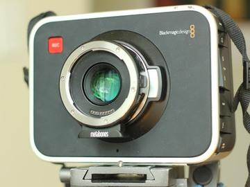 Rent: Blackmagic Cinema Camera 2.5K effective FULL FRAME, kit
