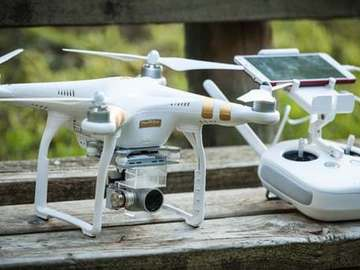 Rent: 4k Drone with Optional Operator