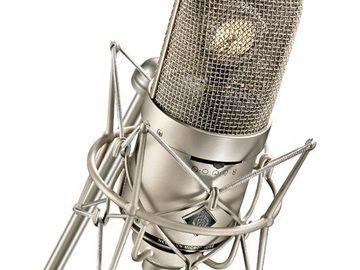 Rent: Neumann M 149 Tube Condenser Microphone
