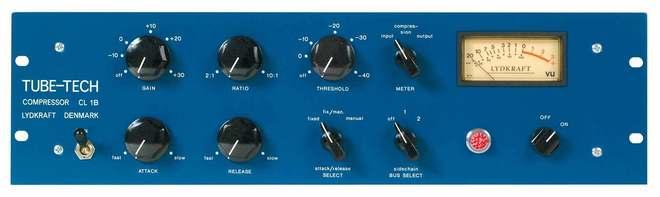Tube-Tech CL 1B Opto Compressor