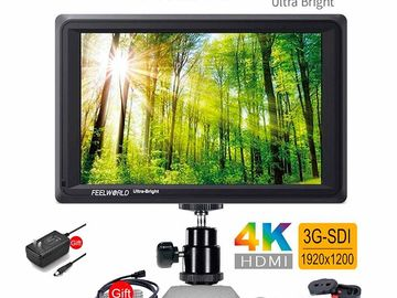 "7"" 2200nit Ultra Bright SDI/HDMI Monitor"