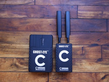 Rent: CINEGEARS Ghost-Eye 150m Wireless Video Transmission kit