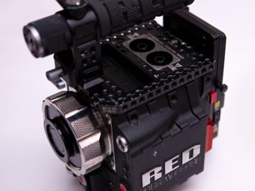 Red Epic Dragon Complete Package
