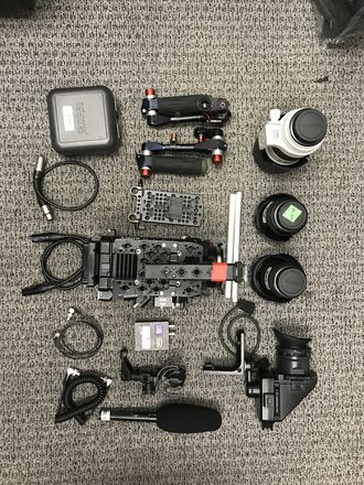 Sony PMW-F5 EF PACKAGE