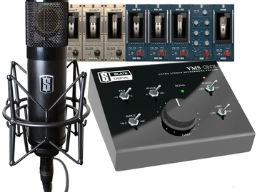 Rent: Slate VMS Microphone System