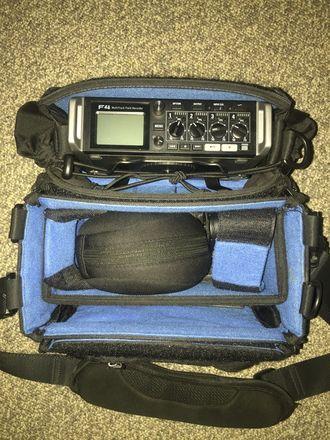 Zoom F4 Rode Blimp Sound Kit