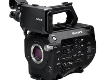 Rent: Sony FS7 kit (with Sony XCDA-FS7 Extension Unit)