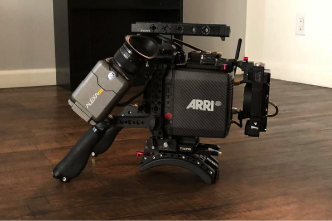 ARRI Alexa Mini & Zeiss Super Speed Full Kit