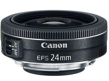 Rent: Canon EF-S 24mm f/2.8 STM Lens