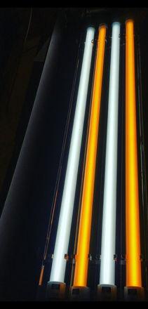 (2) Quasar Tubes Q-LED X Crossfade