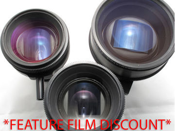 Rent: Lomo Round Front Anamorphic *FEATURE DISCOUNT* 35, 50, 75