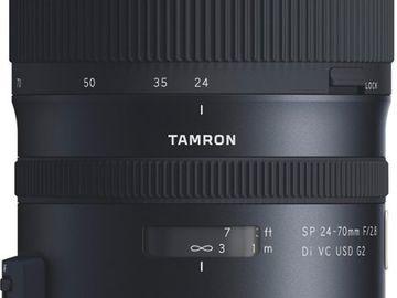 Tamron SP 24-70mm G2 f/2.8 Di VC USD