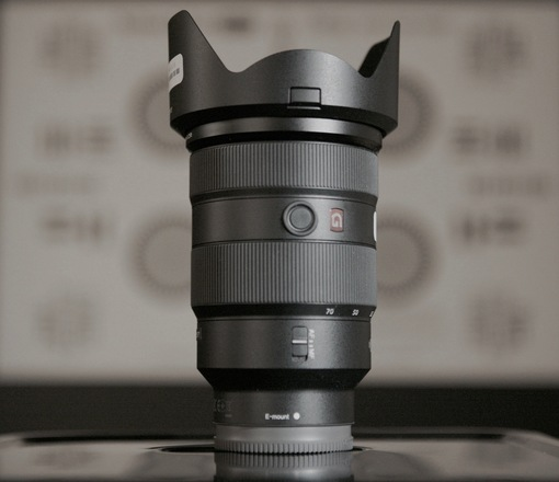 Sony G Master 24-70mm f/2.8 Lens