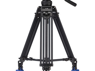 Rent:  Benro B10 Tripod - In Rolling Hard Case