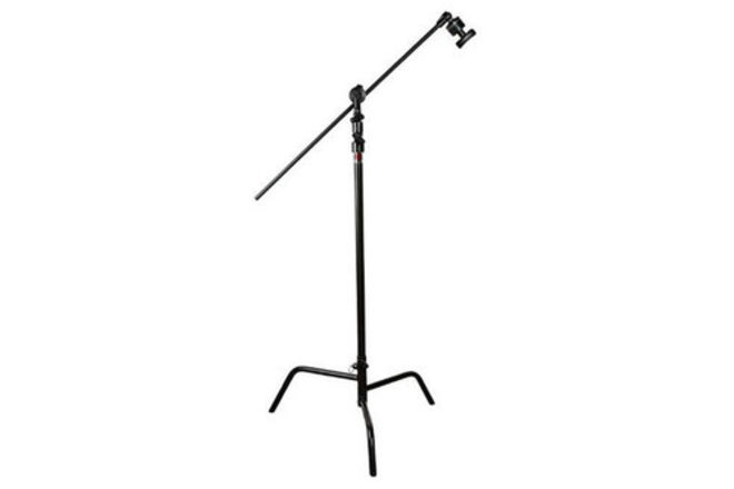 """Matthews Spring Loaded 40"""" C+Stand with Grip Head & Arm"""