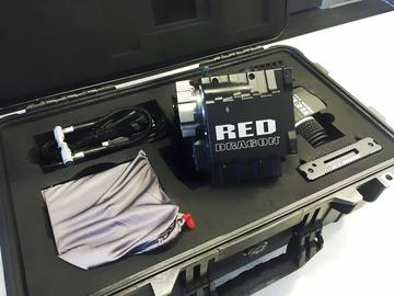 Rent: Red Epic Dragon 6K w/lens