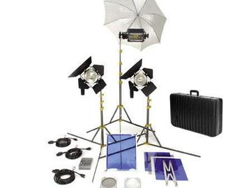 Rent: Lowel 3-light Kit