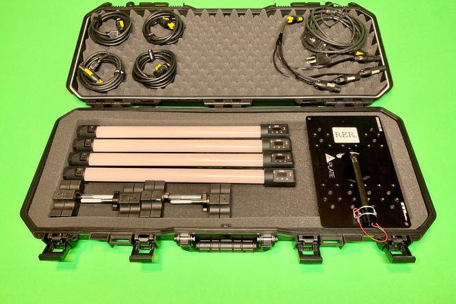 Quasar 2' Rainbow Q-LED R 4 Bank Kit