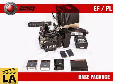 RED Epic Dragon 6k - Base EF or PL Camera Rental Package