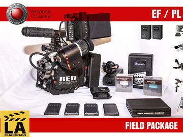 RED Epic Dragon 6k - Field Package w/ Camera Support