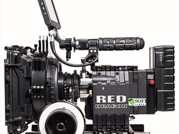Rent: Epic Dragon w/ Wireless Vid/Follow Foc SACH Tripod 5Lens FF4