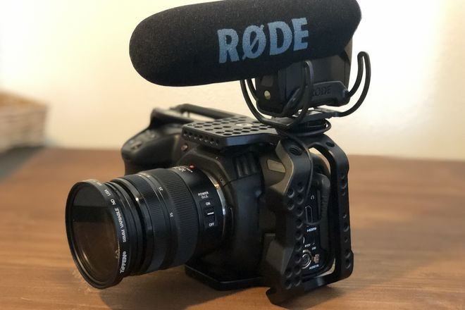 BMPCC4K Professional Package