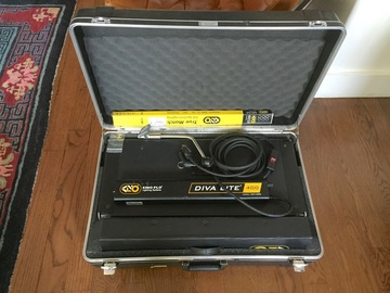 Kinflo Diva 400 light kit