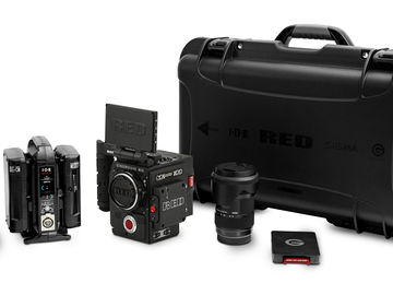 Red DSMC2 Dragon-X Kit + Sachtler Flowtech 75