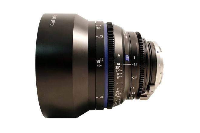 Zeiss Compact Prime CP.2 50mm T2.1