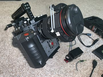 RED Epic 5K Camera Package
