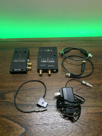 Teradek Bolt 300 3G-SDI Video Transceiver Set
