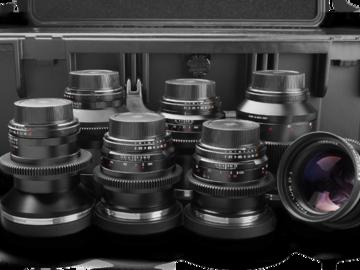 Rent: ZEISS ZF.2 Prime Lens Package (Duclos Cine-mod)