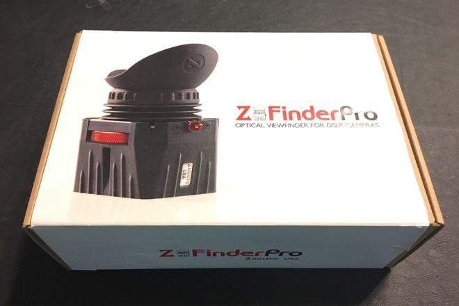 "Zacuto Z-Finder Pro 3.0x for 3.2"" Screens"