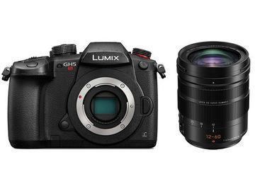 Rent: Panasonic Lumix DC-GH5S Digital Camera w/ Leica 12-60mm