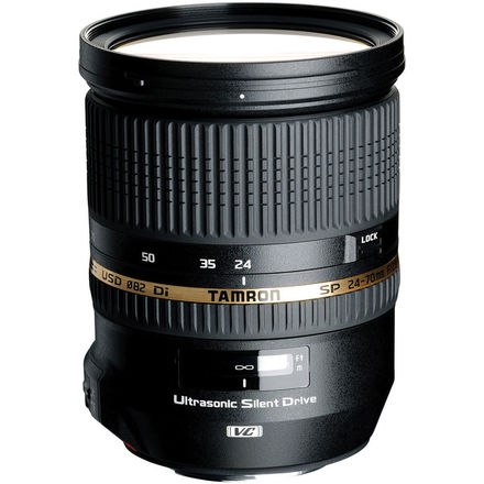 Tamron 24-70mm f2.8 VC for Canon EF