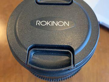 Rokinon Cine 24mm T1.5
