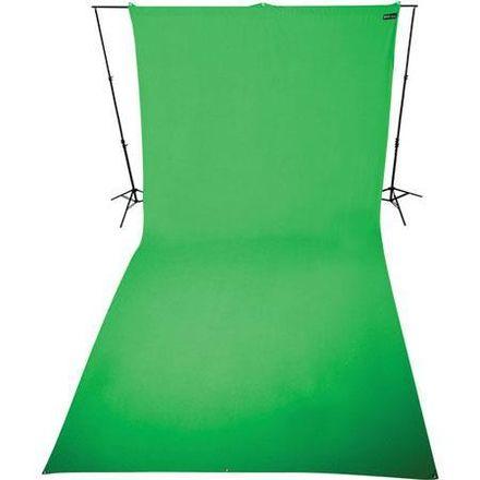 Green (ChromaKey) 9 x 20' Background + frame (lights extra)