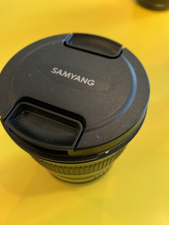 Samyang 50mm F 1.4 Manual Lens