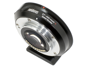 "Rent: Metabones Speedbooster ""S"" Canon EF-to-MFT .71x"