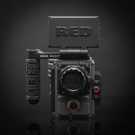 RED Scarlet-W Dragon 5K Kit with 1TB of Media