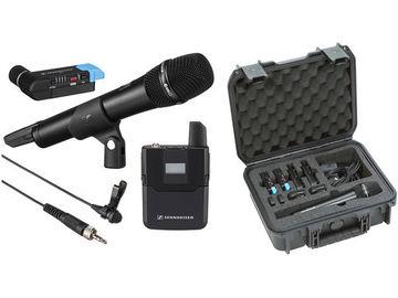 Sennheiser AVX Camera-Mountable Digital Wireless Handheld