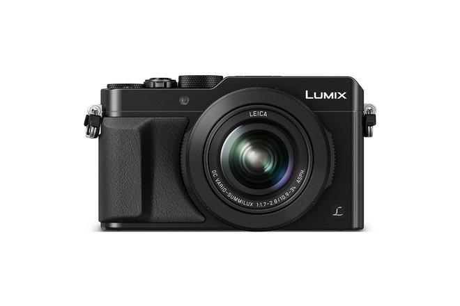 Panasonic LX100 4K pocket cam to match GH4, 64GB card